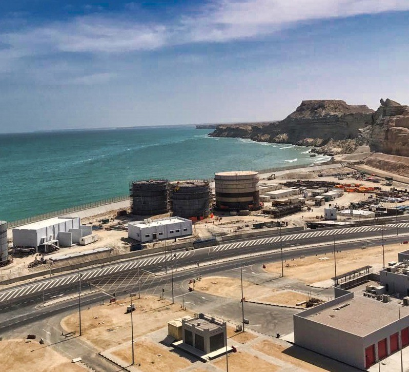 مستودع نفط عمان للتسويق لتزويد السفن بالوقود في ميناء الدقم: المستقبل المشرق لخدمات إمداد السفن بالوقود في سلطنة عُمان
