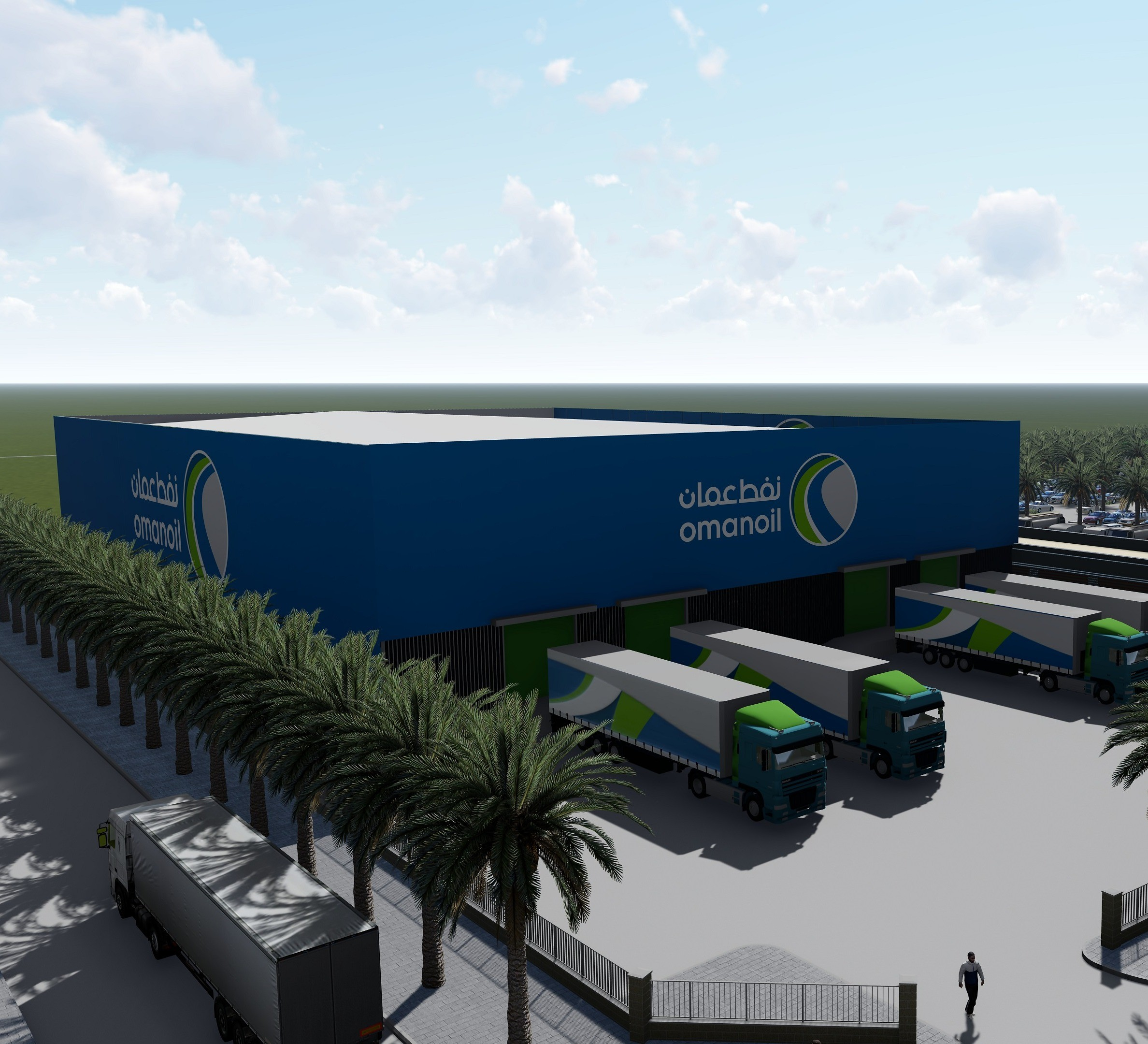 OMAN OIL MARKETING COMPANY SIGNS WITH AL MADINA LOGISTICS FOR PRODUCT STORAGE AND MANAGEMENT