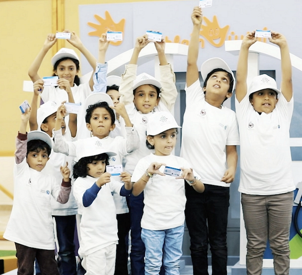 Oman Oil Marketing Company 'Instills Culture Of Safety' Among Children At Salalah Tourism Festival 2019