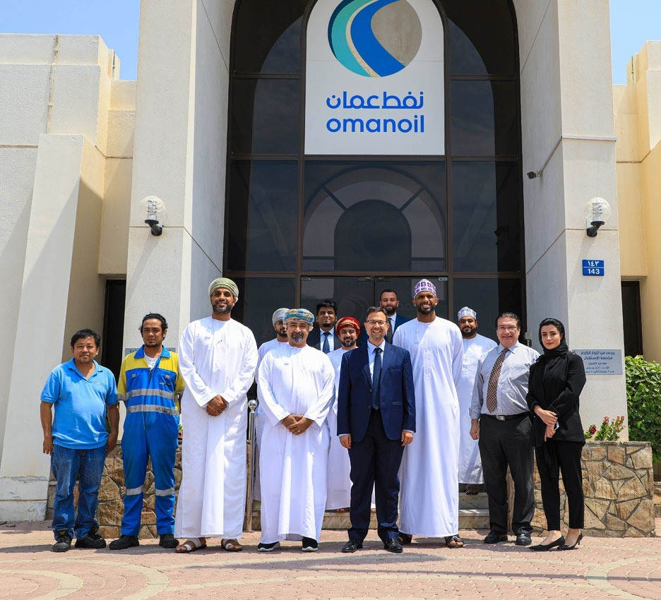 Oman Oil Marketing Company And Emdaad Petroleum Services Join Efforts To Deliver Best Quality To All Motorists